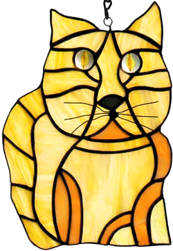 00027-Mythical Yellow Cat