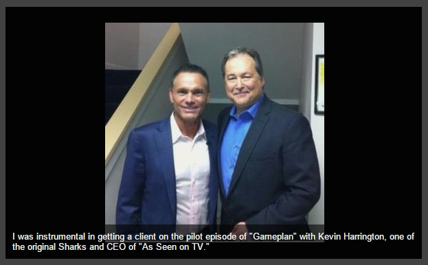Kevin Harrington and Tom Force