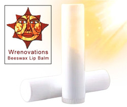 Wrenovations Beeswax Lip Balm