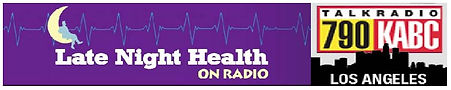 Late Night Health on Radio