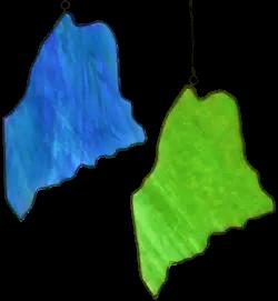 00041-State of Maine Suncatcher
