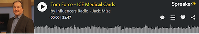 Tom Force Interview on Influencers Radio with Jack Mize