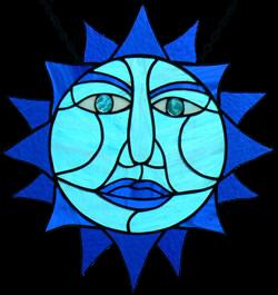 00024-Aztec Sun Face