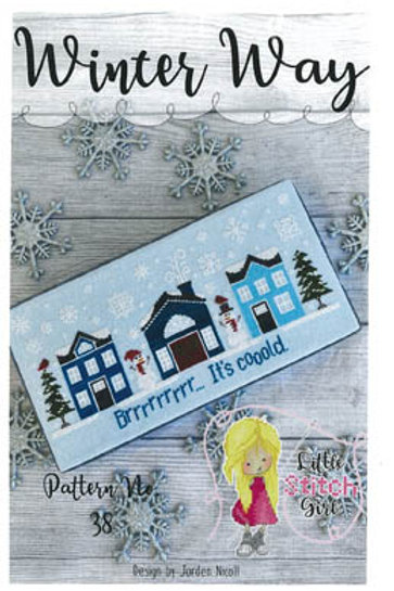 Winter Way - by Little Stitch Girl