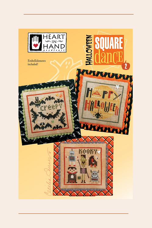 Halloween Square Dance 2 - by Heart in Hand