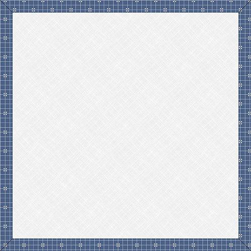 "Lori Holt 10"" Design Board Prim Denim Plaid - DB-16657"
