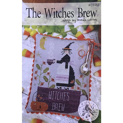 The Witches Brew - by With Thy Needle & Thread - Cross Stitch Pattern