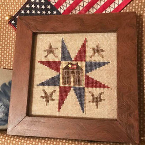 American Home - by Homespun Elegance