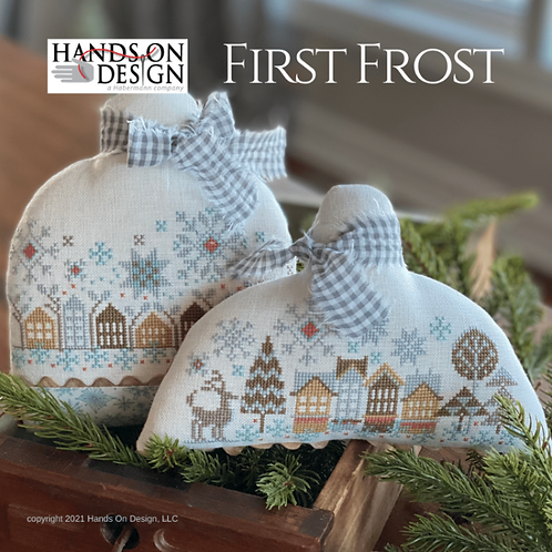 First Frost - by Hands On Design