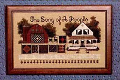 Song of a People - Told In A Garden