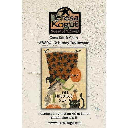 Whimsy Halloween XS290 - Teresa Kogut