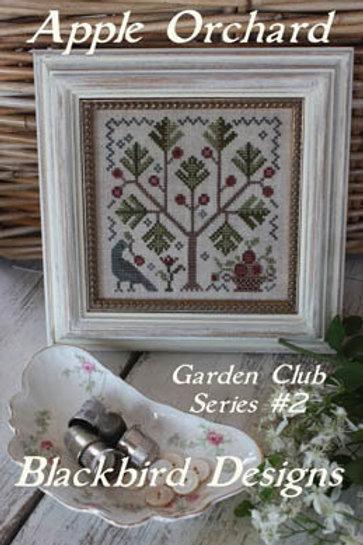 Apple Orchard - Garden Club Series #2 - Blackbird Designs