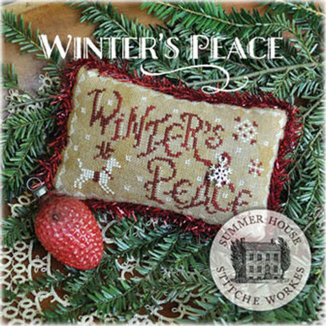 Winter's Peace by Summer House Stitche Works
