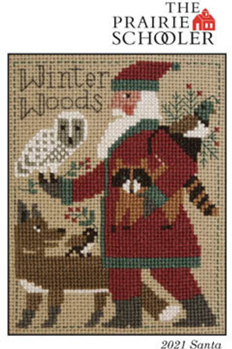 Prairie Schooler 2021 Schooler Santa