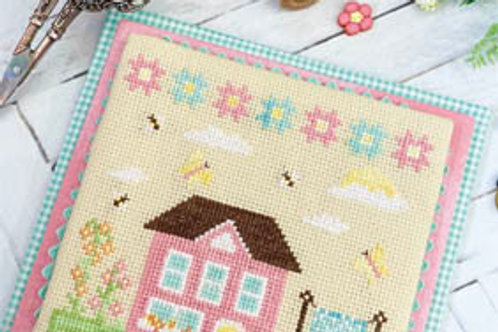 Spring House - by Primrose Cottage Stitches