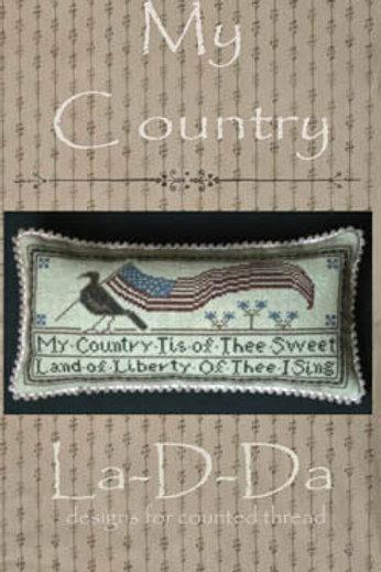 My Country by La-D-Da