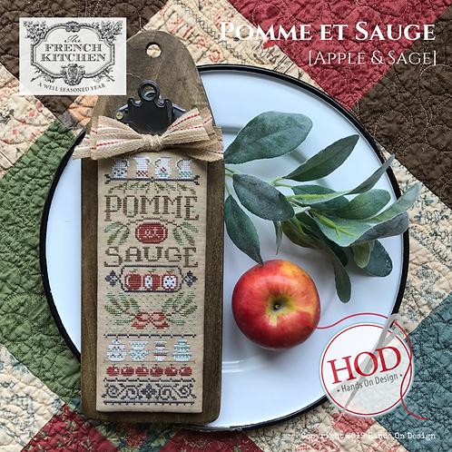 Pomme Et Sauge (Apple & Sage) The French Kitchen - Hands On Design