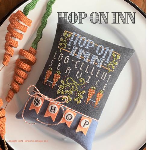 Hop On Inn - by Hands On Design