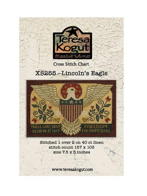Lincolns Eagle xs255 - by Teresa Kogut
