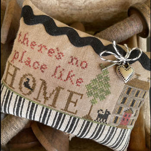 No Place Like Home - by The Scarlett House