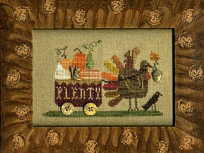 Delivering Plenty - by Homespun Elegance