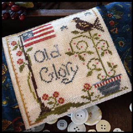 Old Glory - by Little House Needleworks
