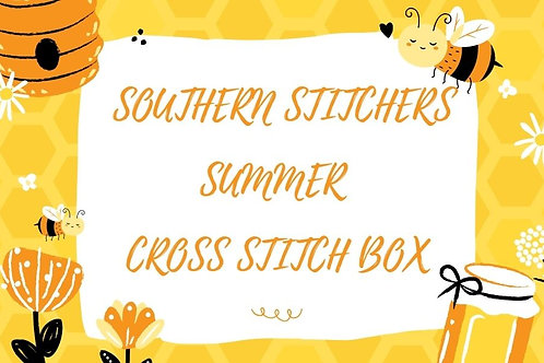 Summer Box - By Southern Stitchers Co.