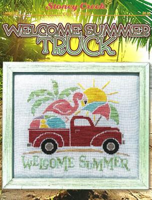Welcome Summer Truck