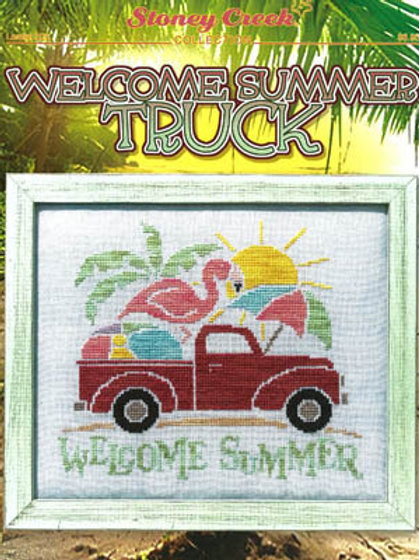 Welcome Summer Truck - by Stoney Creek