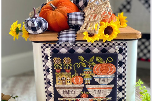 Scarecrow Bakery - by Stitching With The Housewives