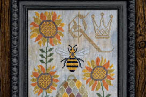 Bee-sy Spring - Time for All Seasons #5 - by Cottage Garden Samplings