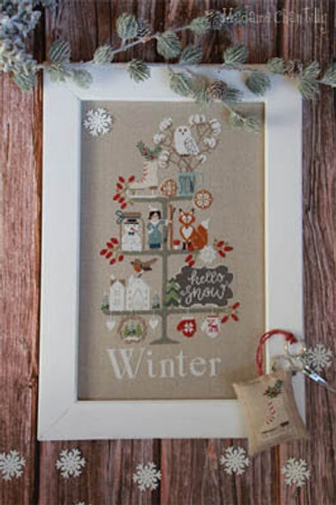 Celebrate Winter - by Madame Chantilly