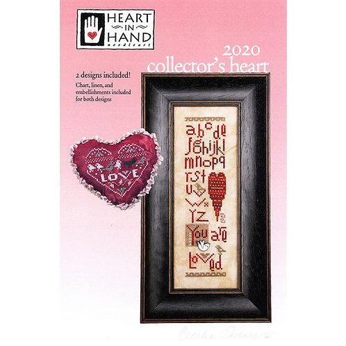 2020 Collector's Heart - by Heart in Hand