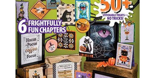 Just Cross Stitch 20210 Halloween Edition