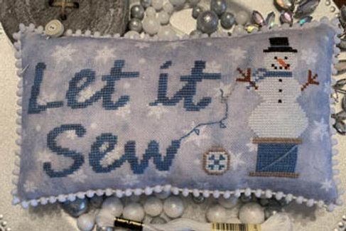 Let it Sew -by Needle Bling Designs