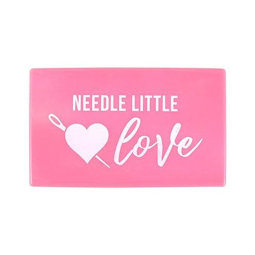 Needle Little Love Pink Magnetic Needle Case It's Sew Emma #ISE-773