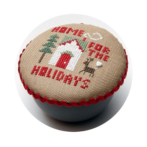 Pocket Round: Home for the Holidays - by Heart In Hand