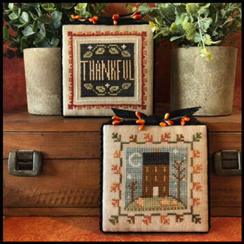 Fall Is In The Air Part 1 - by Little House Needleworks