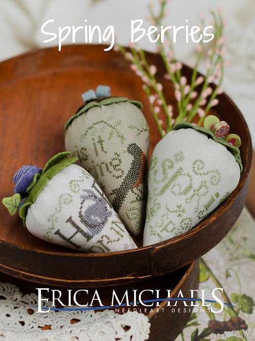 Spring Berries - by Erica Michaels