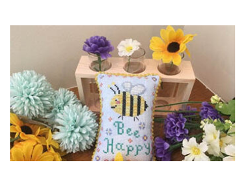 Bee Happy - Darling & Whimsy Designs