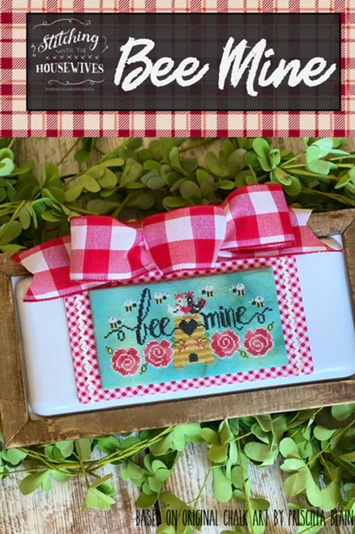 Bee Mine - by Stitching with the Housewives