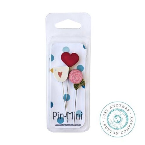 Pin-Mini: From the Heart
