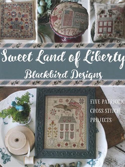 Sweet Land of Liberty - by Blackbird Designs