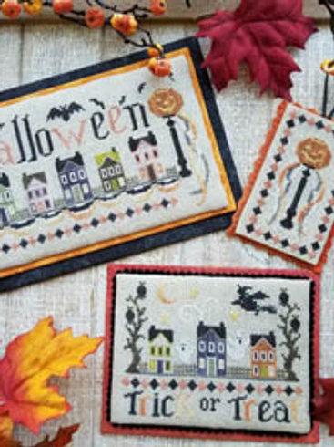 Halloween Street - by Waxing Moon Designs