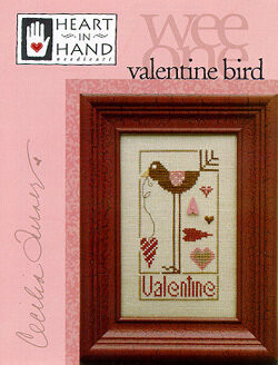 Valentine Bird - Wee One