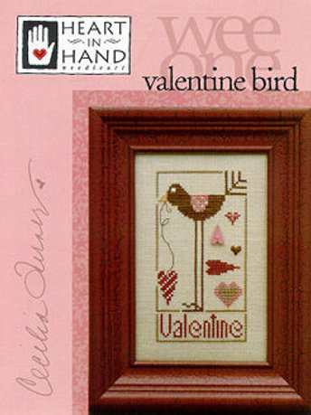 Valentine Bird - by Heart In Hand