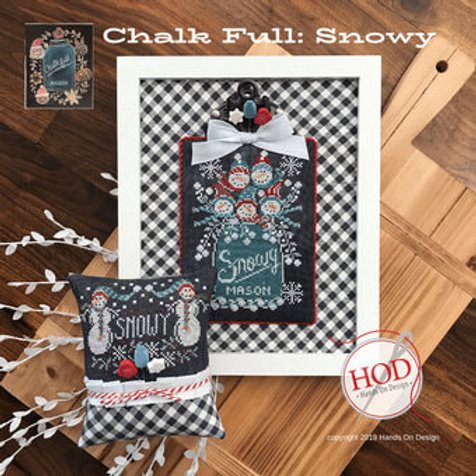 Chalk Full Series - Hands On Design - Snowy