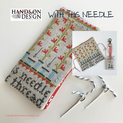With This Needle - by Hands On Design