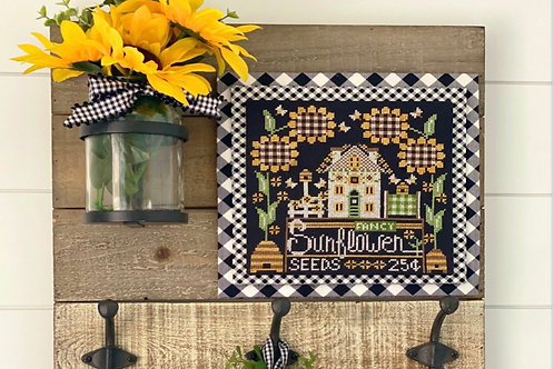 Calendar Crates - August - by Stitching with the Housewives