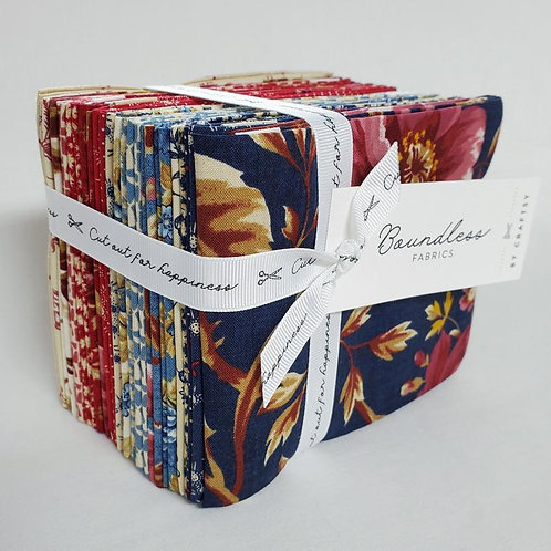 Heritage Home - Fat Quarter Bundle - by Boundless Fabrics